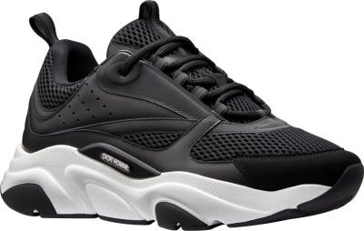 Dior Black B22 Sneakers