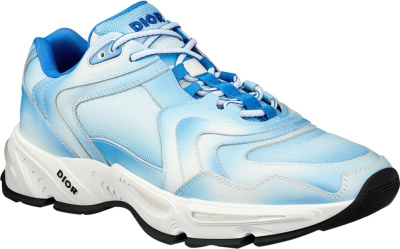 Dior Blue Ans Whtie Cd1 Sneakers