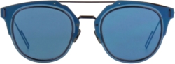 Dior Blue Composit Sunglasses