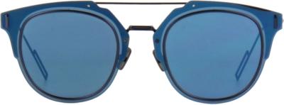 Dior Blue Composit Sunglasses