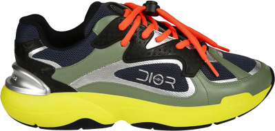 Dior Blue Green Silver Yellow Orange B24s