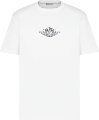 Dior Jordan White Air Dior T Shirt