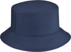 Dior Navy And Beige Oblique Reversible Bucket Hat