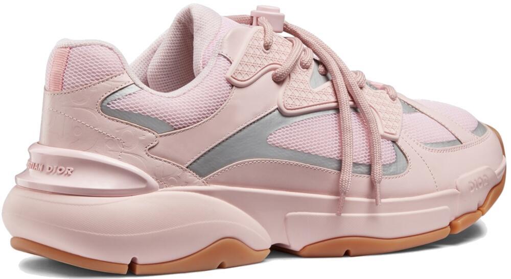 Dior Pale Pink B24 Sneakers