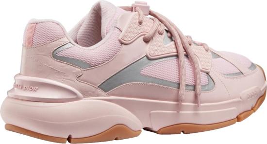 Dior Pale Pink 'B24' Sneakers