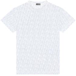 Dior Viscose T Shirt Worn By Lil Uzi Vert