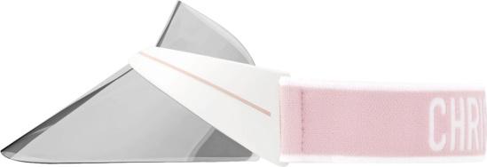 Dior White And Pink Club Visor