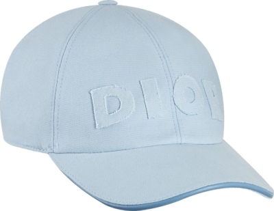 Dior X Daniel Arsham Light Blue Hat