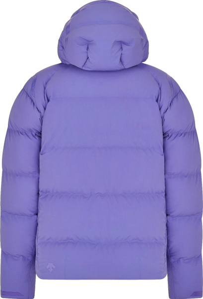 Dior X Descente Purple Puffer Jacket