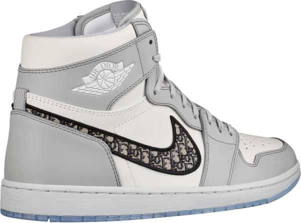 Dior X Jordan High Back