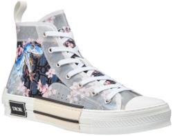 Dior X Sorayama High Top Sneakers
