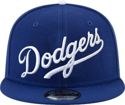 Dodgers Wordmark 59fifty