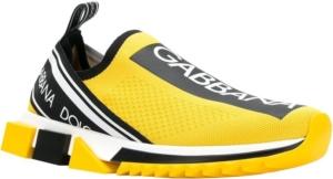 Yellow Sorrento Sneakers