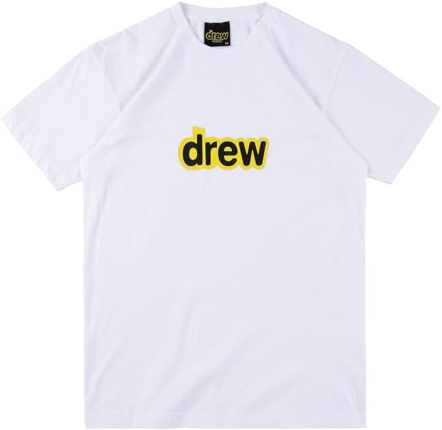 Drew House White 'Secret' T-Shirt