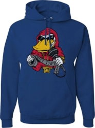 Duct Tape Ent Blue Merch Hoodie