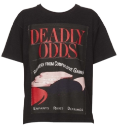 Enfants Riches Despremes Deadly Odds Printed Shirt