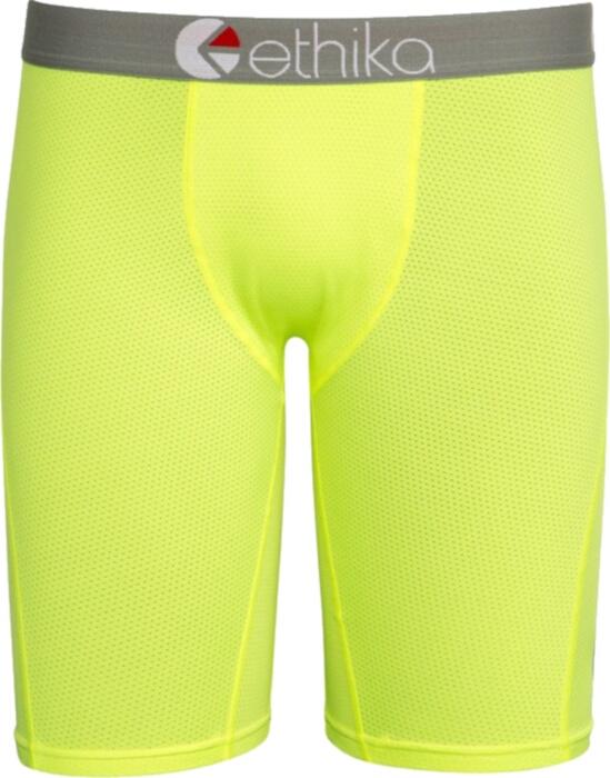 Neon Yellow Performance Briefs