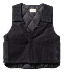 Black Bull Rider Vest