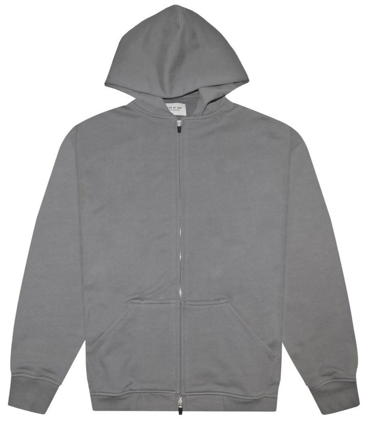 Fear Of God Brownish Tope Colored Hoodie Worn By Meek Mill