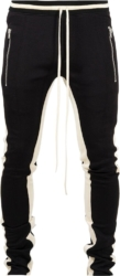 Fear Of God Double Stripe Black Track Pants