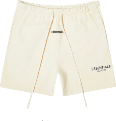 Fear Of God Essentials Ivory Shorts