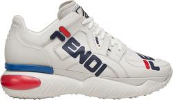 Fendi X Fila White Mania Sneakers