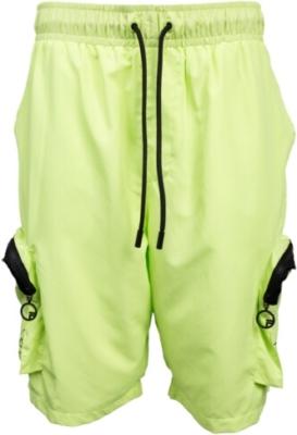 Fila Yellow Cargo Shorts