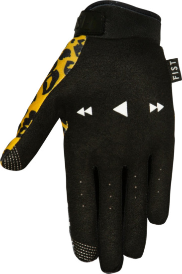 Fist Leopard Print Play Day Gloves