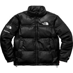 G Eazy Instagram Picture Wearing Black North Face Puffer Coat