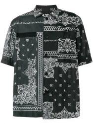 G Eazy West Coast Video Black Bandana Shirt