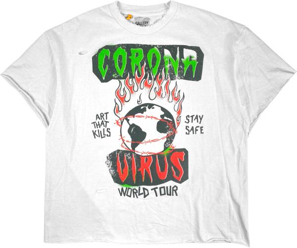 Gallery Dept Ark Corona Tour T Shirt