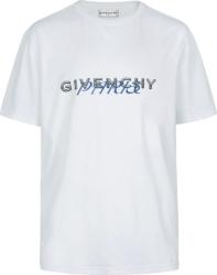 Givenchy Adore Print T Shirt