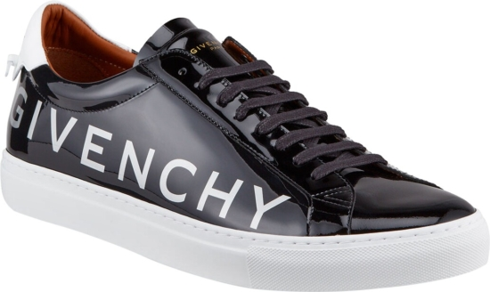 Givenchy Black Urban Sneakers