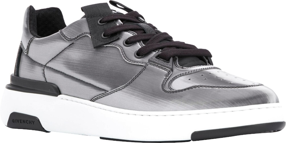 Givenchy Holographic Wing Low Sneakers