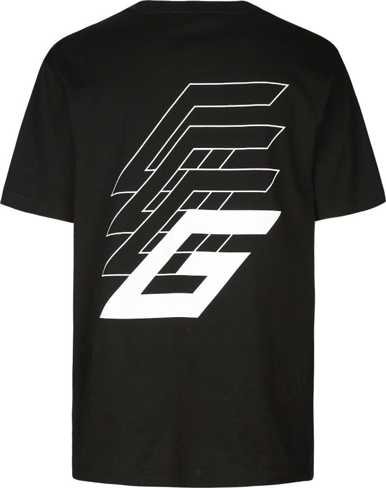 Givenchy Studio Homme Podium Black T Shirt