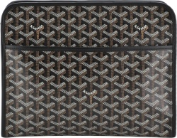 Goyard Jouvence Toiletry Pouch Black