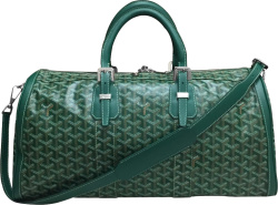 Goyard Green Boeing Duffle Bag
