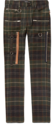 Green Check Plaid Wants Worn By Gucci Mane And Made By Undercover