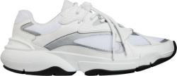White 'B24' Sneakers