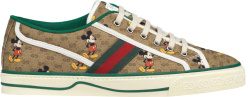 Gucci x Disney 'Tennis 1977' Sneakers