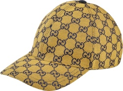 Yellow & Navy-GG Hat