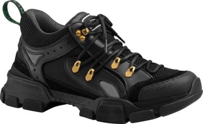 Gucci Black Flashtreck Sneakers