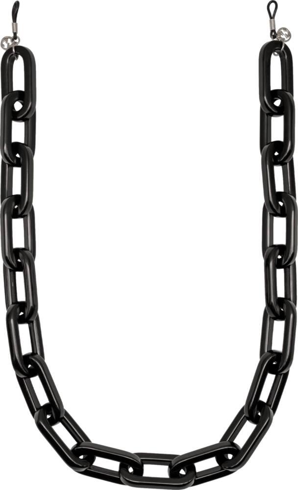 Gucci Black Glasses Chain