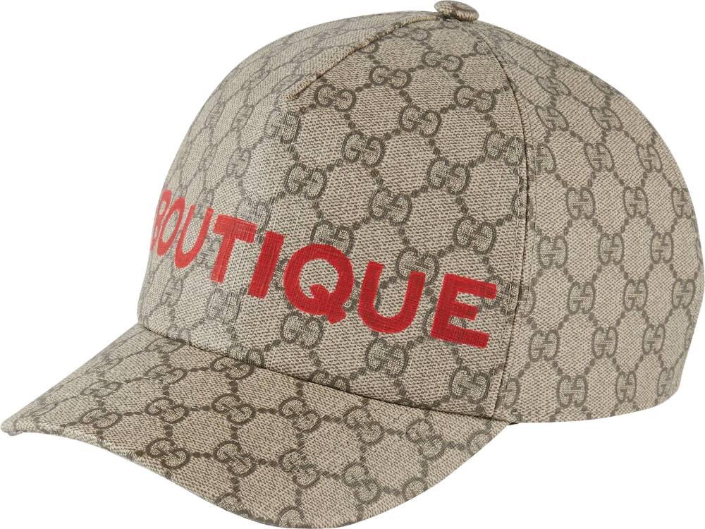 Boutique Print Hat
