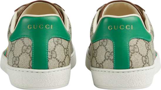 Gucci Fake Not Not Fake Ace Sneakers