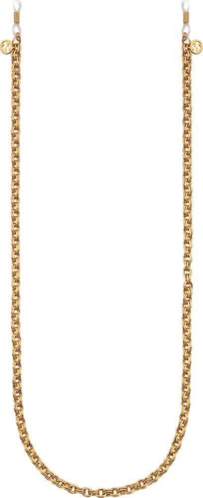 Gold-Tone Glasses Chain