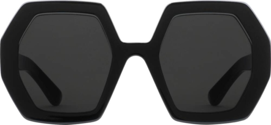 Gucci Hexagonal Sunglasses