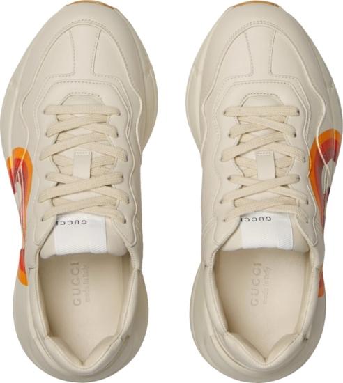 Gucci Interlocking G Rhyton Sneakers