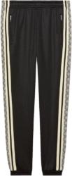 Gucci Logo Motif Stripe Track Pants
