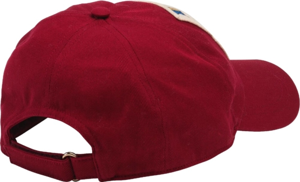 Gucci Logo Patch Red Hat